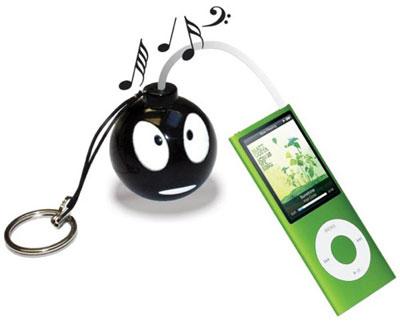 Mini Bomb Speaker