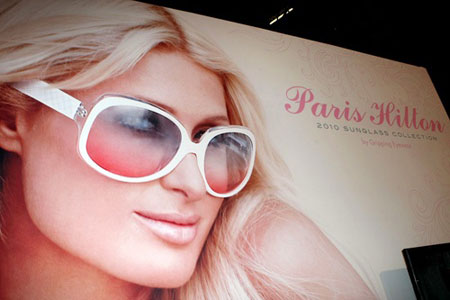Paris Hilton Sunglasses Collection