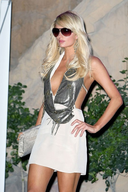 Paris Hilton for Gripping Eyewear