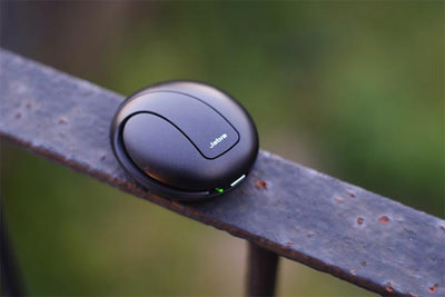 Stone-Shaped Bluetooth Headset