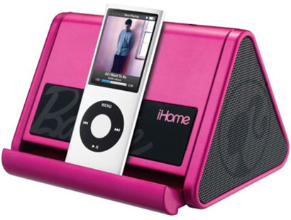 iHome Barbie Docks