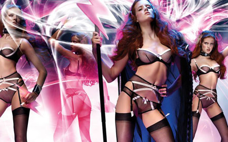 Agent Provocateur Cyclone