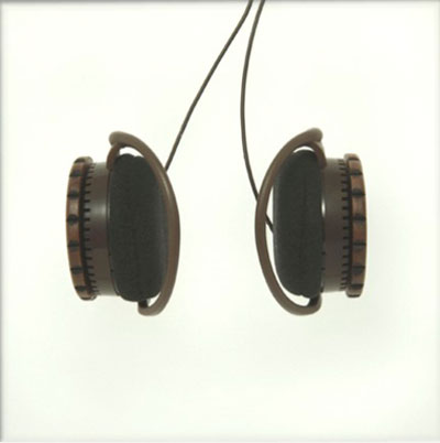 Choco Biscuit Headphone
