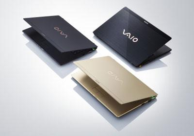 Handiest Laptops Vaio X