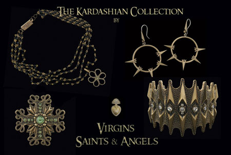 Kardashian Jewelry Collection