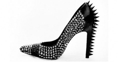 Punk Style Footwear Collection