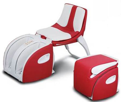 Pure Lady Air Massage Chair
