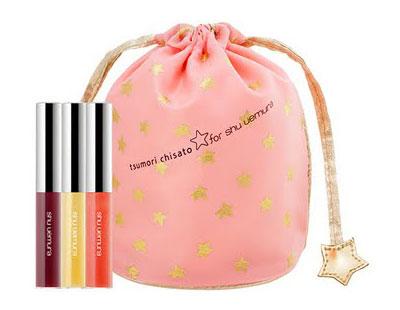 Shu Uemura Lip Glosses