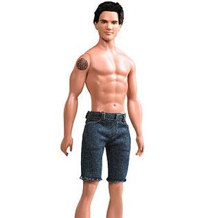 Taylor Lautner Doll