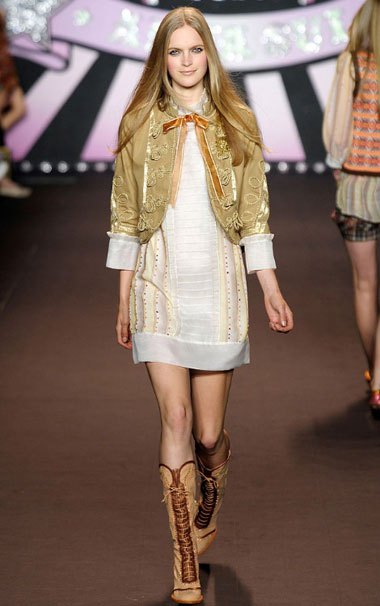 Anna Sui 2010 Collection