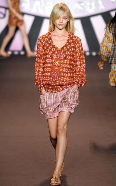 Anna Sui Spring-Summer