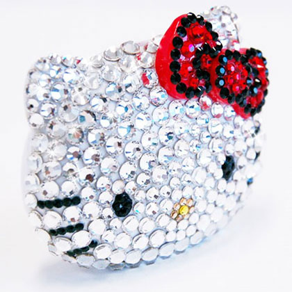 Hello Kitty Swarovski MP3 Player