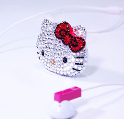 Limited Edition Hello Kitty MP3 Player