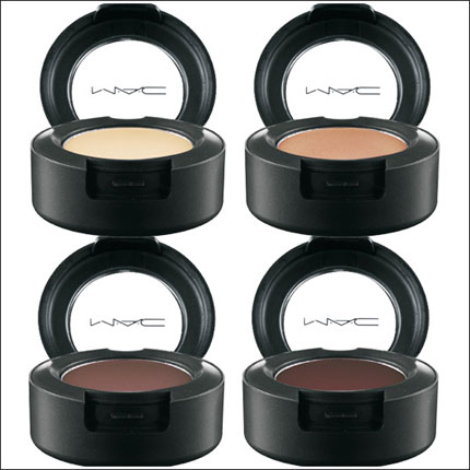MAC Warm and Cozy Eyeshadows