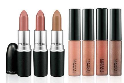 MAC Warm and Cozy Lipsticks and Lip Glosses