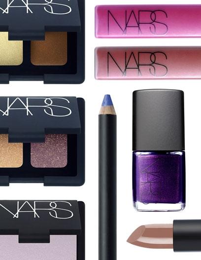 NARS Spring 2010 Makeup Collection