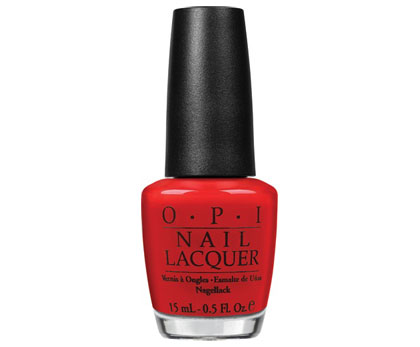 OPI Off with Her Red