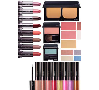 Shiseido Spring Makeup Products