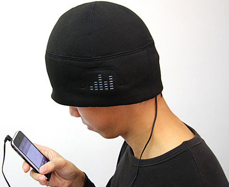 iHat for iPod in Winter