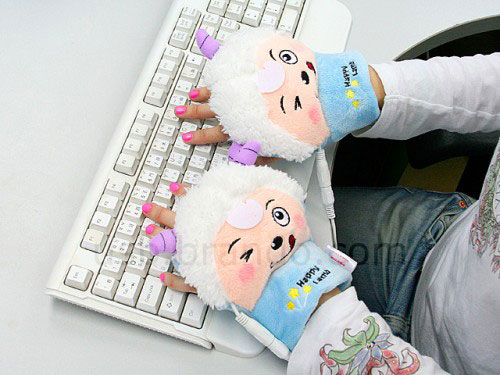Usb Sheep Gloves