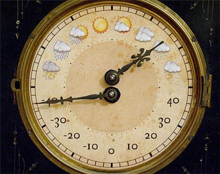 Arduino Weather Clock: Retro Design