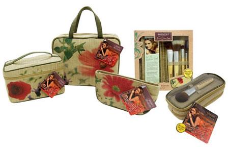Alicia Silverstone Cosmetic Bags