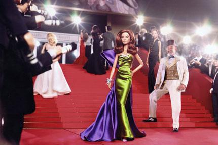 Christian Louboutin Barbie Photoshoot