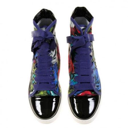 Cute Lanvin Sneakers Spring-Summer 2010