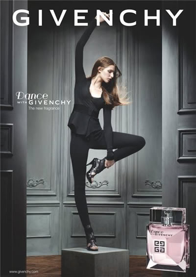 Dance with Givenchy
