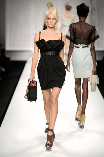 Fendi Women's Clothing 2010 Collection