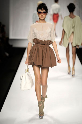 Fendi Women's Clothing Spring-Summer Collection