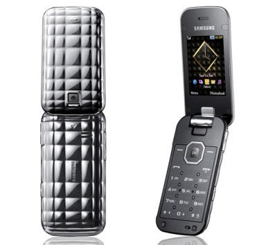 First Samsung Diva Handsets