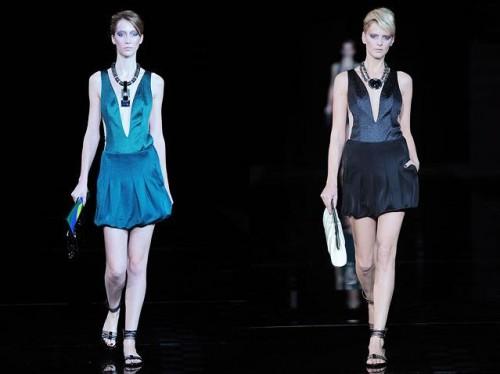 Giorgio Armani Spring-Summer 2010 Collection