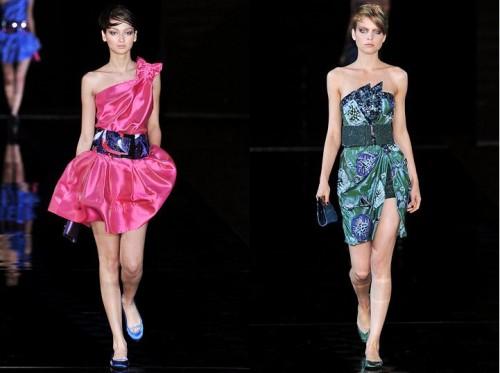 Giorgio Armani Spring-Summer Collection