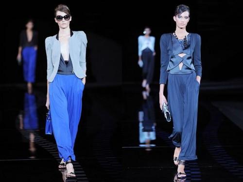Giorgio Armani  Women's Wear Collection 2010