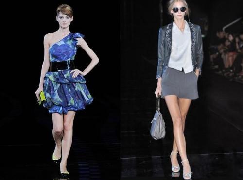 Giorgio Armani Women's Wear Collection