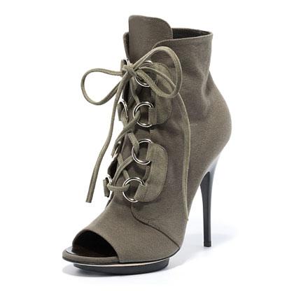 Giuseppe Zanotti Spring-Summer 2010 Footwear