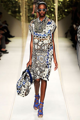 Zellige Colone : Kenzo spring summer collection fashion wear
