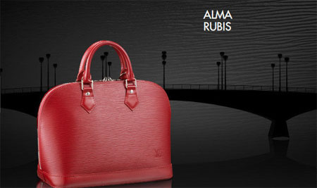 Louis Vuitton Handbag Ad Campaign