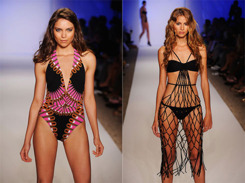 Miami Fashion Week Mara Hoffman Swimsuits