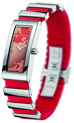 Nina Ricci N029 Red Watch
