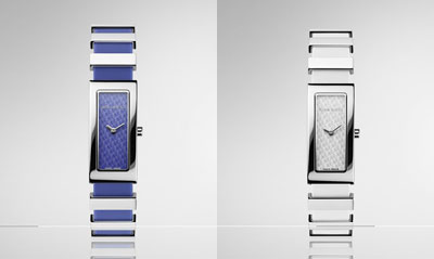 Nina Ricci N029 Watch: Blue and White