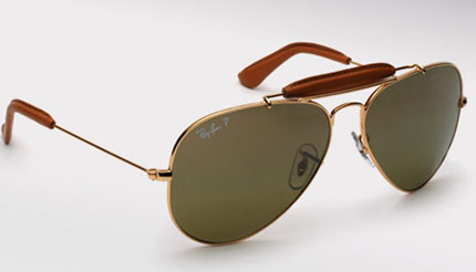 Outdoorsman Aviator Sunglasses