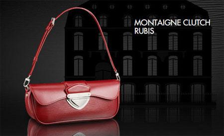 Paris Louis Vuitton Handbag Ad Campaign