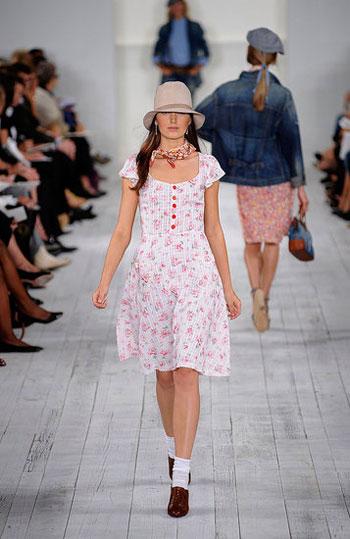 Ralph Lauren Spring-Summer Collection