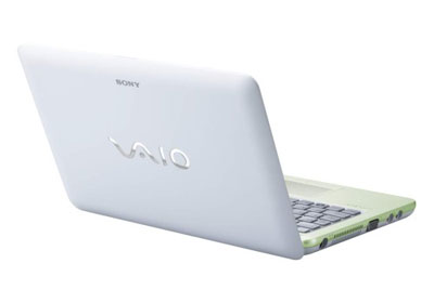 Sony Vaio Mini on Sony Vaio W Eco Edition Mini Laptop