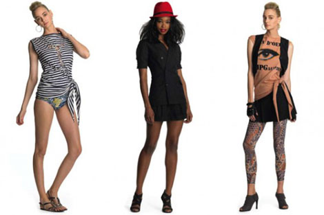 Target Collection Gaultier