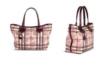 Valentine's Day Burberry Handbags