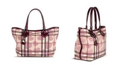 Valentine's Day Burberry Handbags