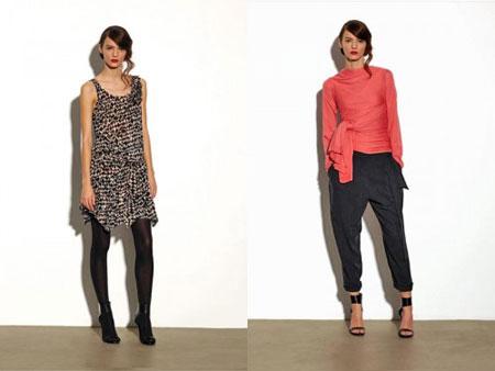 DKNY Clothing Line 2010-2011 Fall-Winter